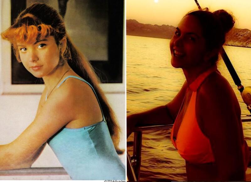 La cantante cumplió recientemente 36 años de trayectoria y sigue enamorando con su belleza.