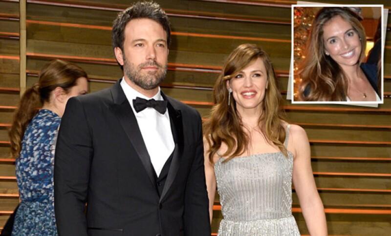 La pareja se ha mantenido unida pese a la polémica por la infidelidad del actor con la niñera.