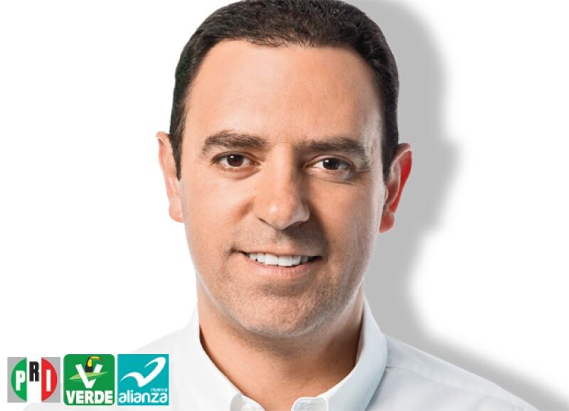 Alejandro Tello Cristerna.