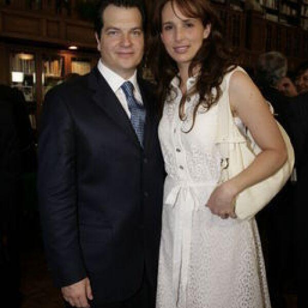 Miguel Alemán Magnani, Vanessa Serrano