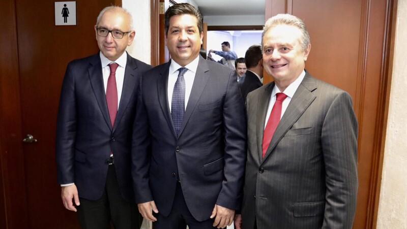 La presentación estuvo a cargo de Francisco García Cabeza de Vaca,