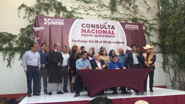 Conferencia de la consulta NAIM