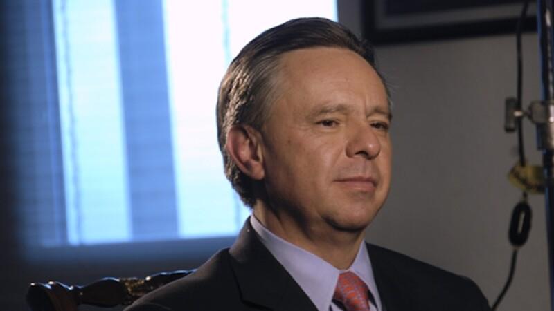 Eduardo Medina Mora embajador