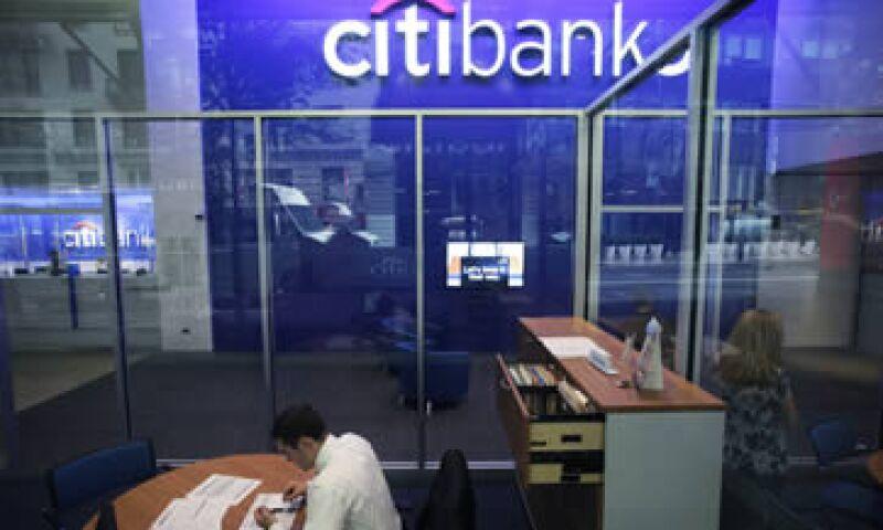Citigroup, por ejemplo, tiene ahora un ratio de capital tangible sobre activos de 7.7% (Foto: AP)