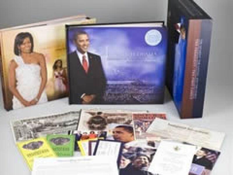 Obama recaudó casi 2.5 mdd por la venta de sus libros. (Foto: AP)