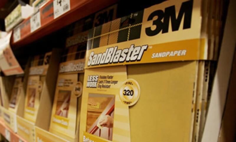 3M tiene  80,000 empleados en el mundo, de acuerdo con su sitio en Internet. (Foto: AP)