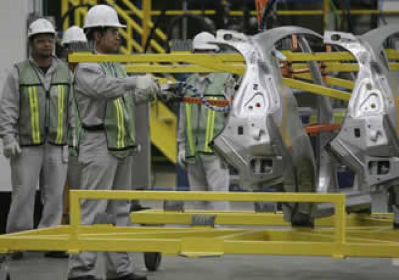 La industria automotriz mexicana se ha estabilizado en las últimas semanas. (Foto: Archivo)