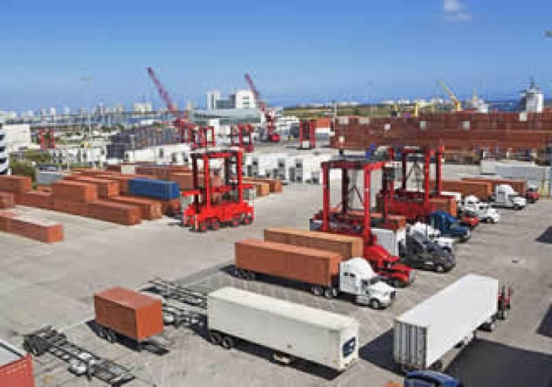 Las exportaciones mexicanas a Estados Unidos ascendieron a 287,824 mdd en 2012. (Foto: Getty Images)