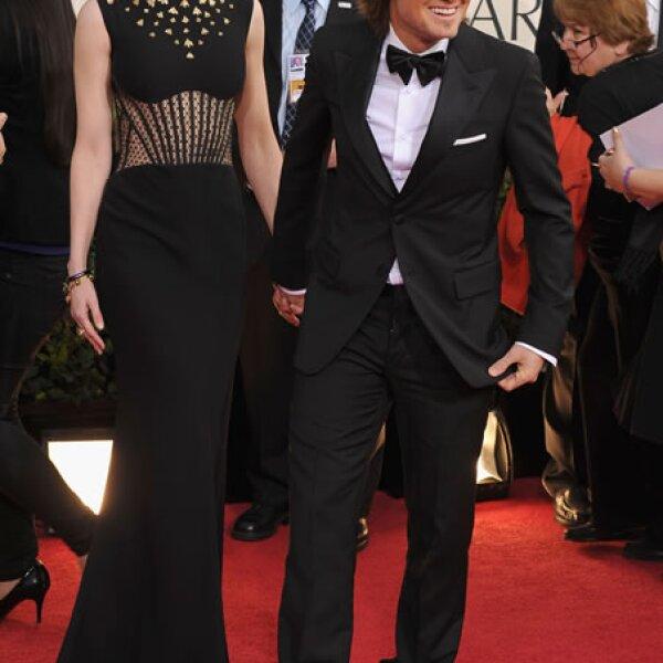 Nicole Kidman, Keith Urban.