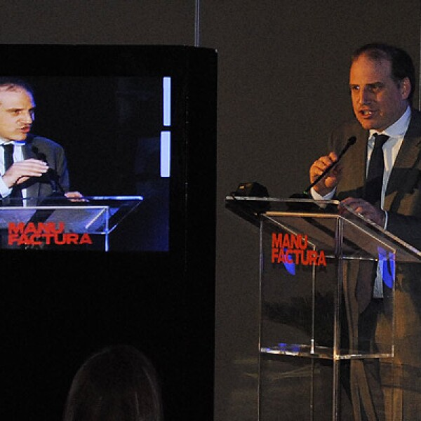 El encargado de dar inicio al evento fue Alberto Bello, director de noticias y negocios de Grupo Expansión.