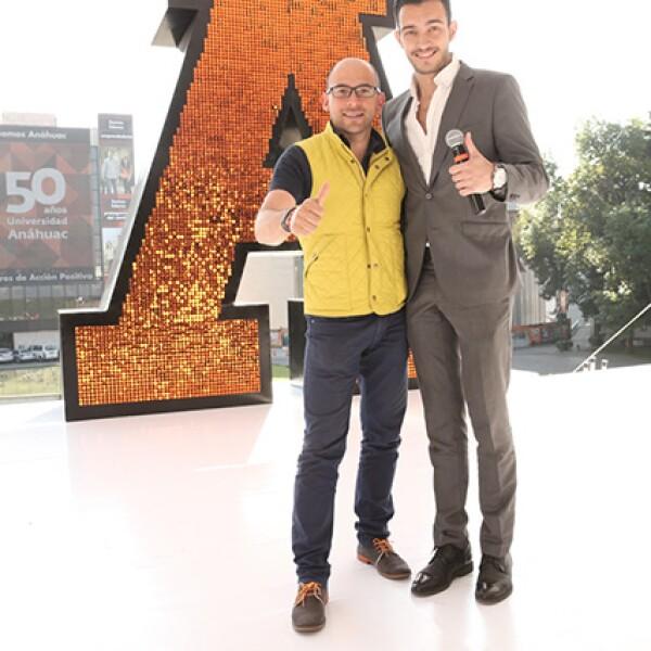 Poncho Muñoz y Carlos García