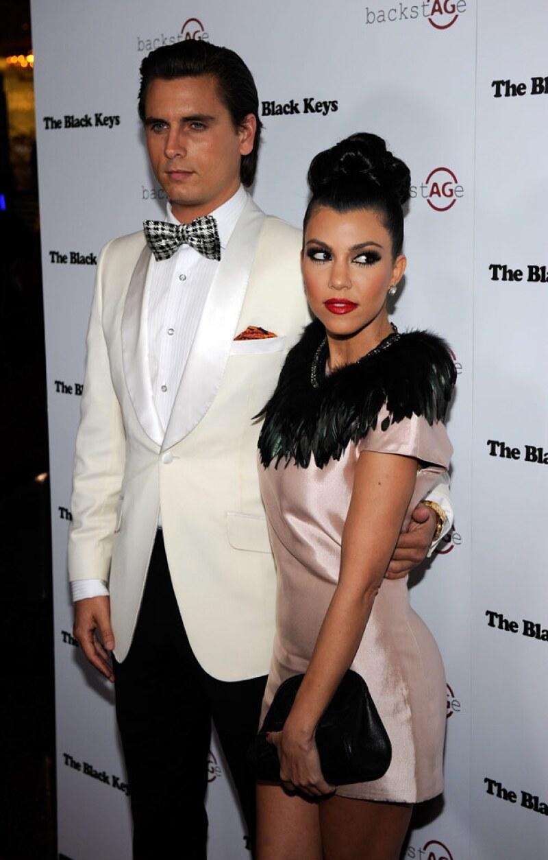 Al parecer, Scott ya no podrá utilizar el famoso apellido de su ex pareja Kourtney Kardashian.