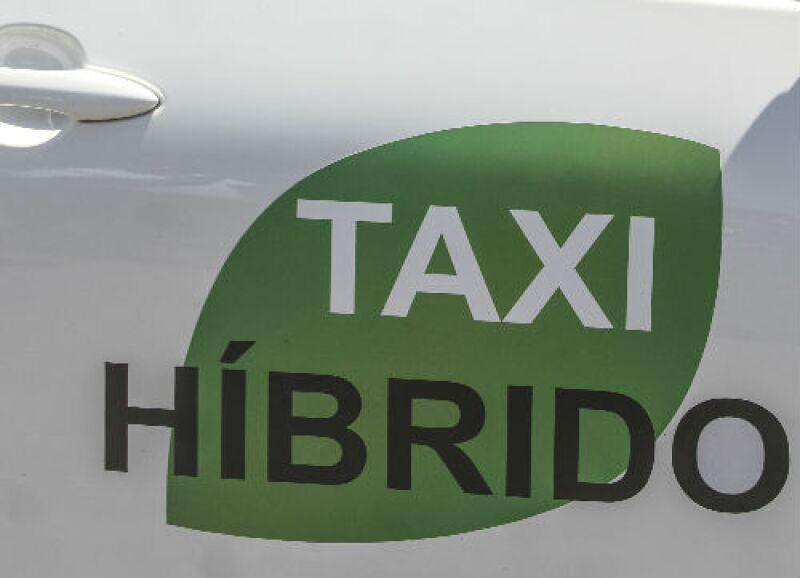 Taxi h�brido