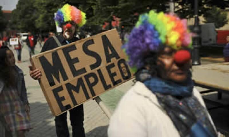 El desempleo juvenil tiene una tasa superior al 50% en España. (Foto: AP)
