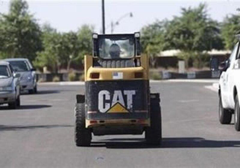 Caterpillar absorberá 1,000 mdd de Bucyrus, por lo cual la transacción tiene un valor de 8,600 mdd. (Foto: Reuters)