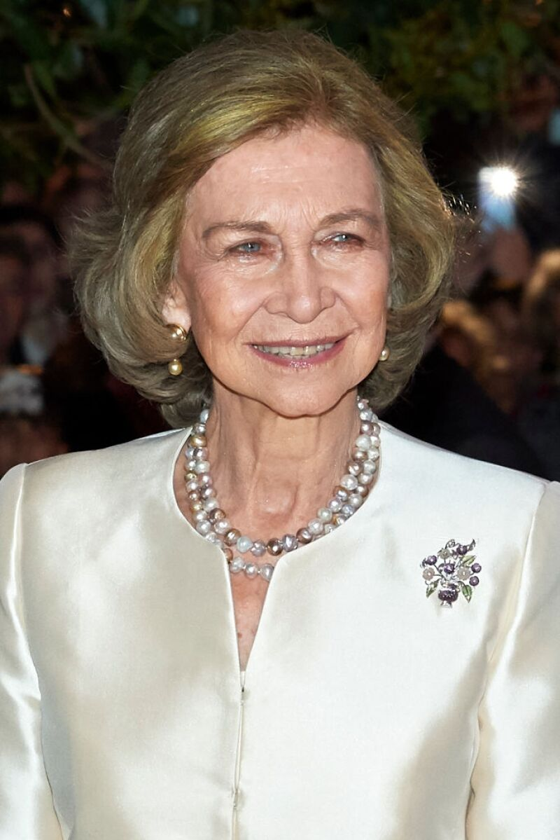 Spanish Royals Attend A Concert To Celebrate Queen Sofia's 80th Birthday