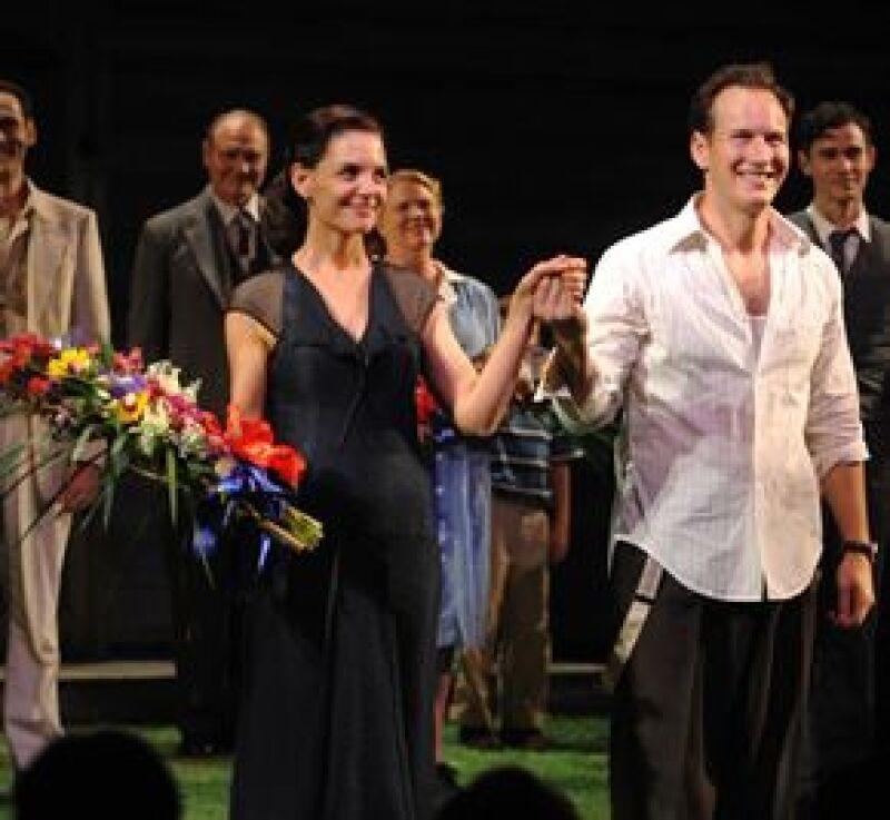 El estreno oficial de 'All My Sons' en Broadway fue todo un éxito, la hija del escritor de la obra considera a la actriz perfecta para el papel.