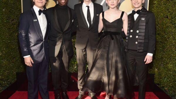 Stranger Things en Golden Globes 2018
