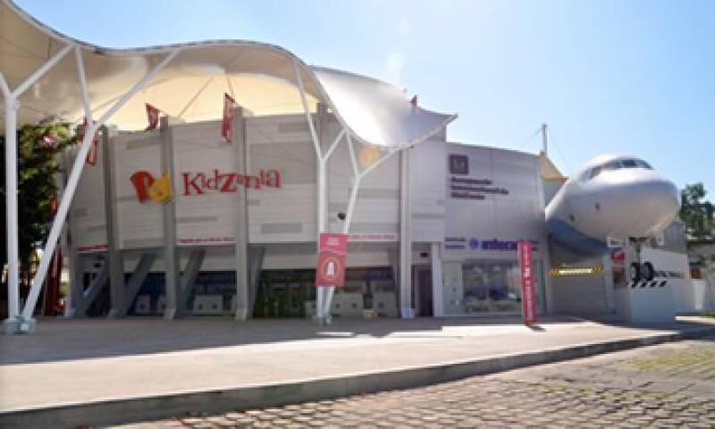 Con una inversión de casi 30 mdd, el pasado 21 de junio KidZania abrió su parque de Cuicuilco, el más grande en el mundo. (Foto: Cortesía de KidZania)