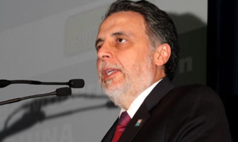 No será México quien renuncie a su acuerdo comercial, dijo Bruno Ferrari. (Foto: Notimex)