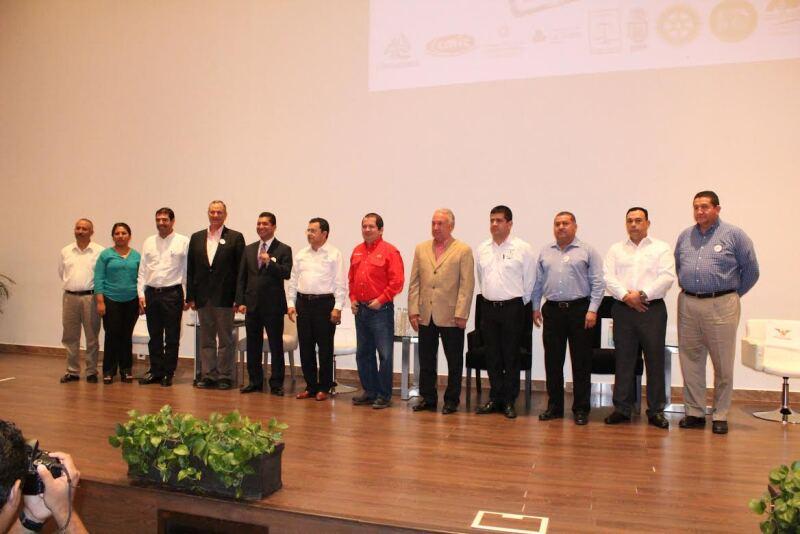 candidatos a la gubernatura de Tamaulipas participaron en el foro político organizado por la Confederación Patronal de la República Mexicana (Coparmex), Ciudad Victoria.