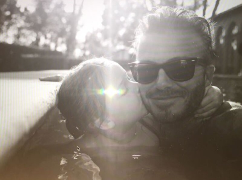 La menor de la familia Beckham cumplió cinco años este domingo, por lo que sus papás no podían dejar de felicitarla a través de redes sociales.