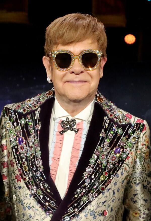 Elton John Announces 'Farewell Yellow Brick Road' Tour, New York, USA - 24 Jan 2018