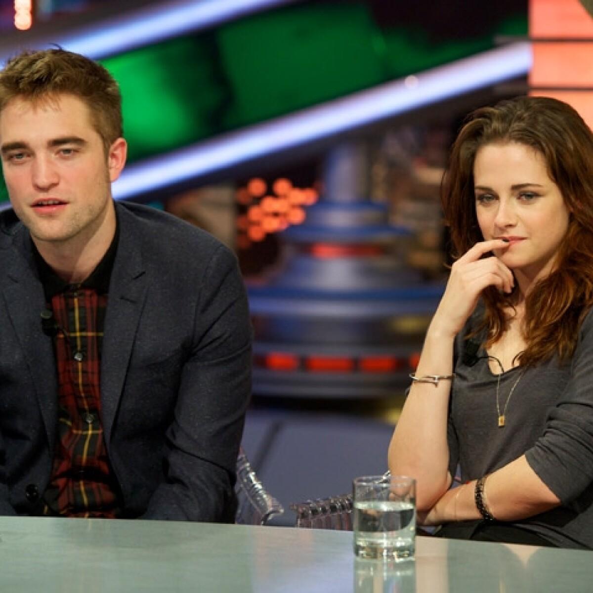 Kristen Stewart sorprende a Pattinson con una mesa de billar