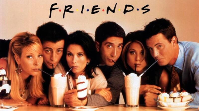 Friends ha pasado por generaciones, como una de las series entre amigos más representativas, cuyas protagonistas se reunieron hace algunos meses en el programa de Jimmy Fallon.