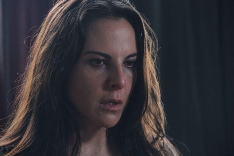 Visitantes es una película en la que Kate debuta en el género del terror.