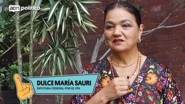#YoLegislador | Dulce María Sauri