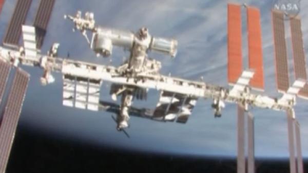 La NASA investiga la causa de un agujero en la Estación Espacial Internacional