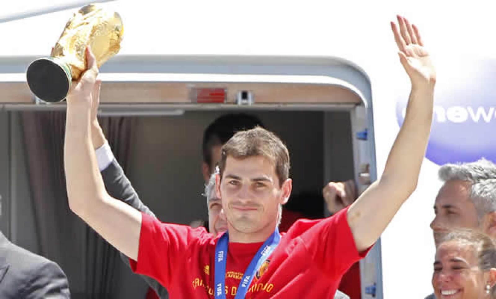 El capitán de la selección española salió de las fuerzas básicas del Real Madrid.