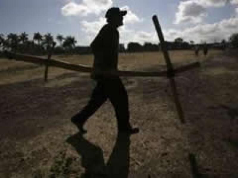 El sector agropecuario se verá muy afectado por la baja productividad de los ingenios cañeros.  (Foto: AP)