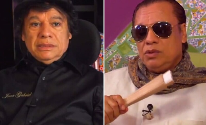 """Muy a su estilo, el """"Divo de Juárez"""" compartió a sus seguidores un diálogo en el que su alter ego y su verdadera identidad, Alberto Aguilera Valadez anuncian que están listos para continuar el show."""