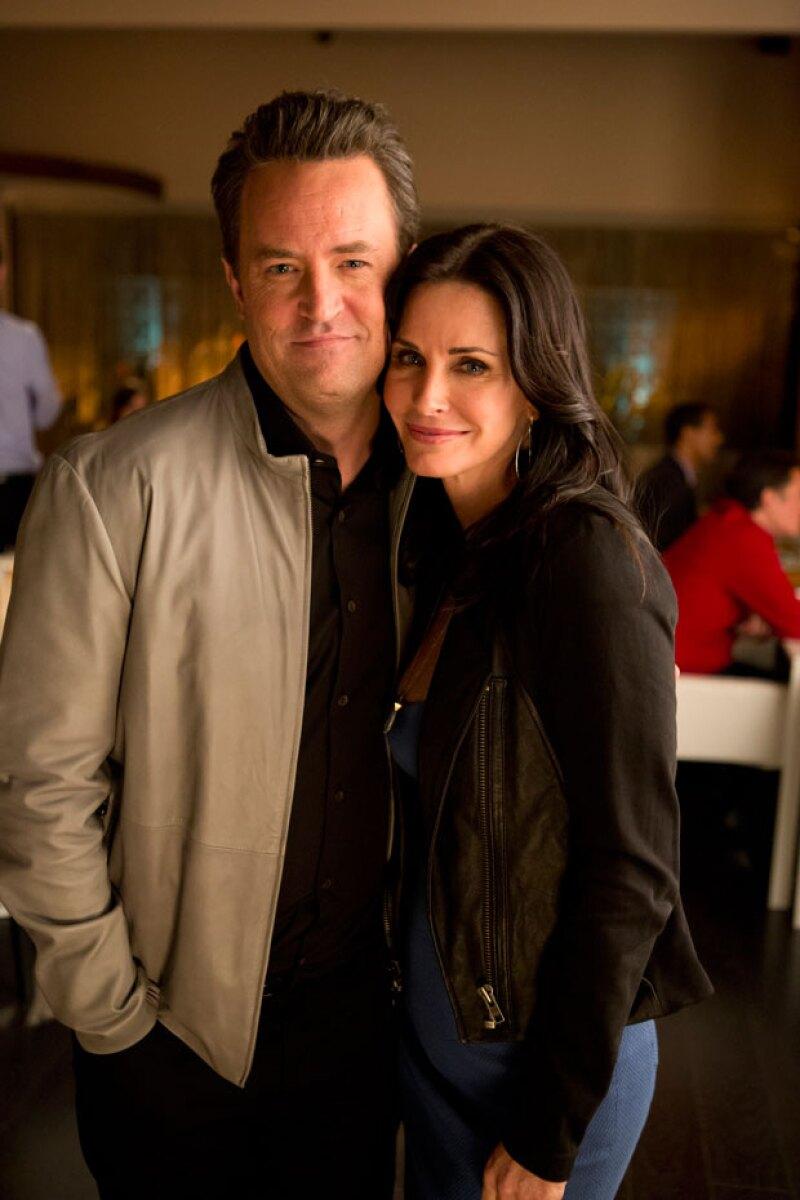 Para sorpresa de muchos y dudas de otros, una de las parejas favoritas de todos los tiempos en series de televisión, podrían haber llevado el romance de la ficción a la realidad.