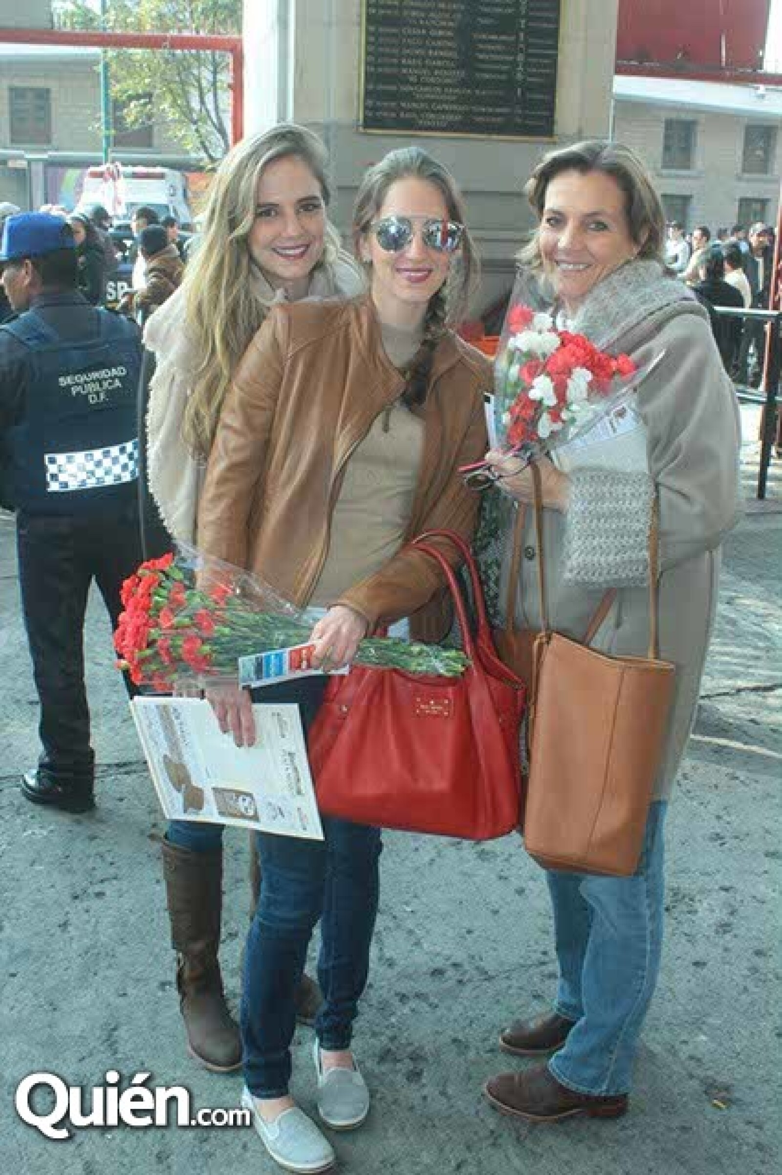 Daniela Hernández,Lucia Hernández y Lucia Garate