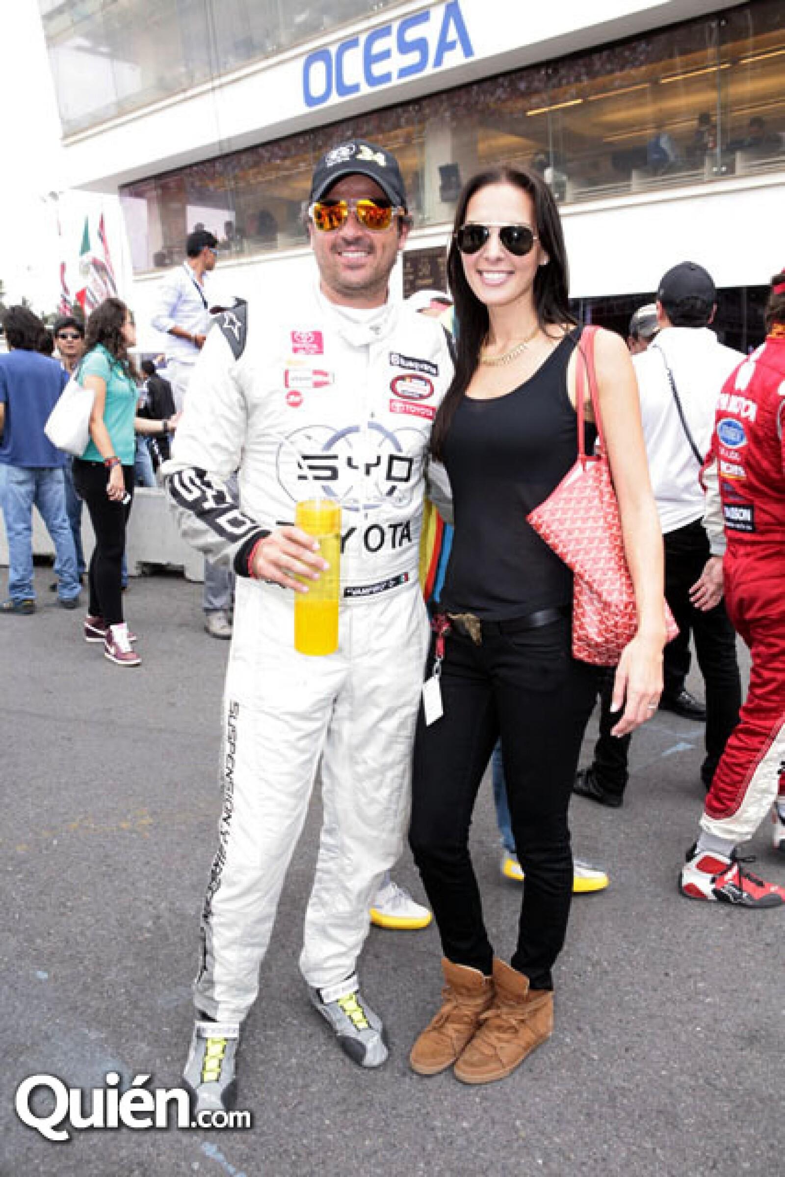 Óscar Ruiz,Alejandra Ruiz