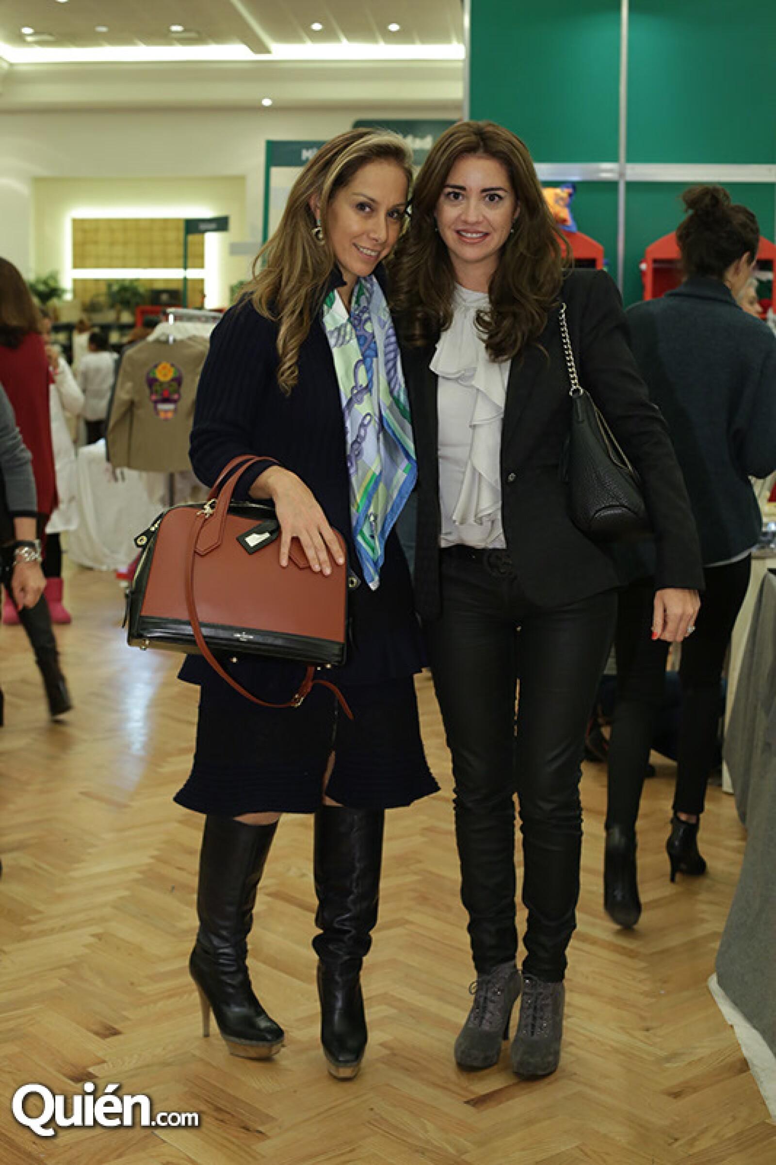 Carla Juan y Esmeralda Cabeza de Vaca