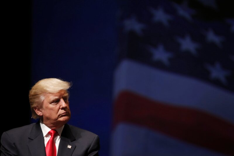 ¿Confían en Trump?