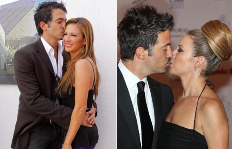 La pareja se había destacado por el gran amor que se tienen y que se demostraban constantemente.