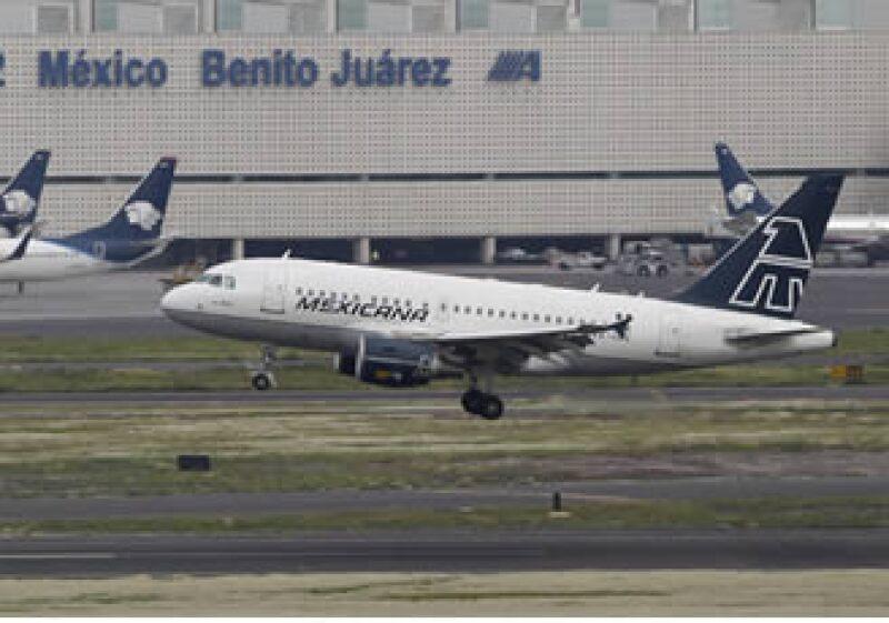 El vuelo de certificación salio del aeropuerto de la Ciudad de México y aterrizó en el aeropuerto de Quintana Roo. (Foto: AP)