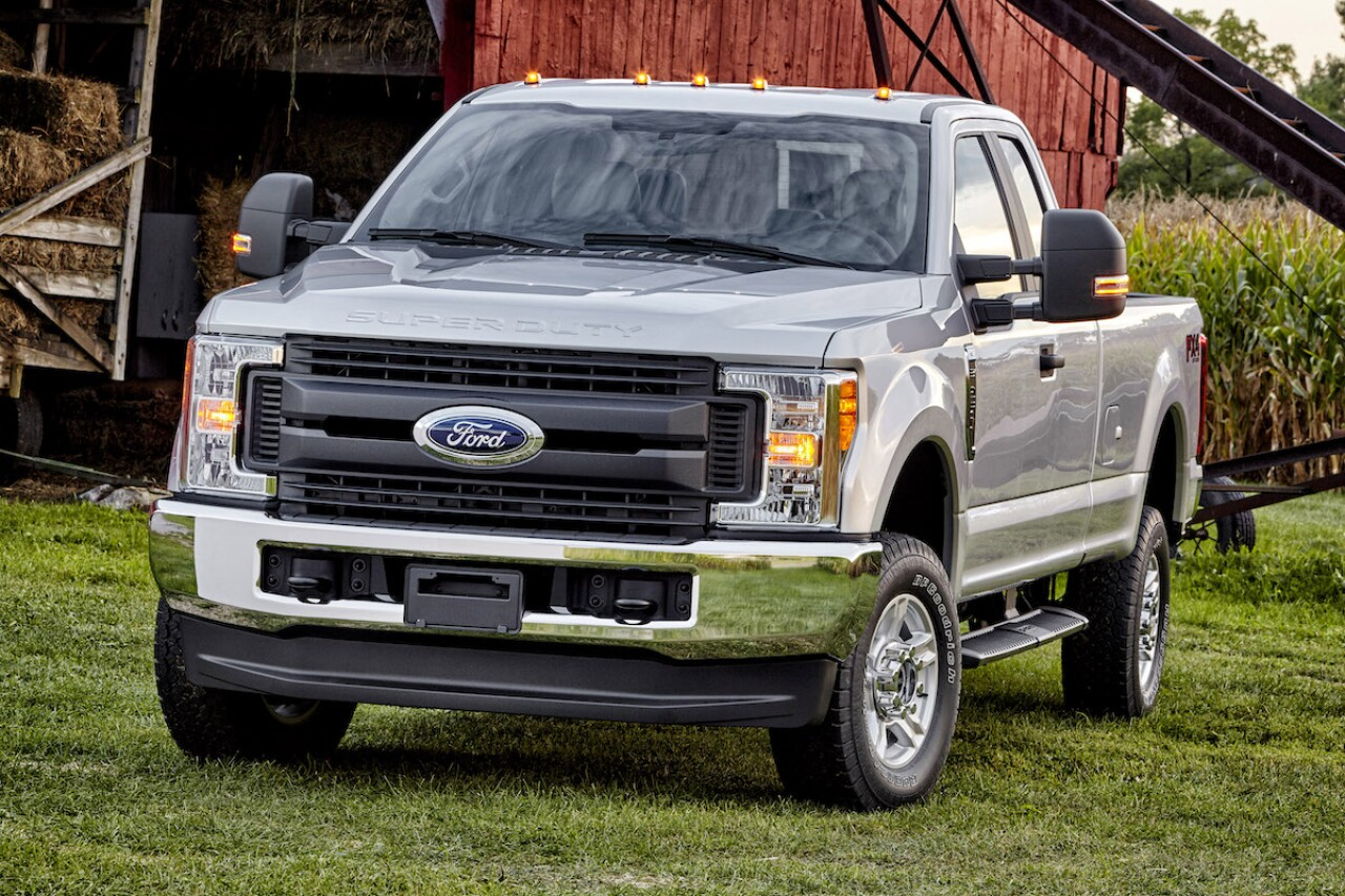 Ford llama a revisión a más de medio millón de 'pickups' por riesgo de incendio