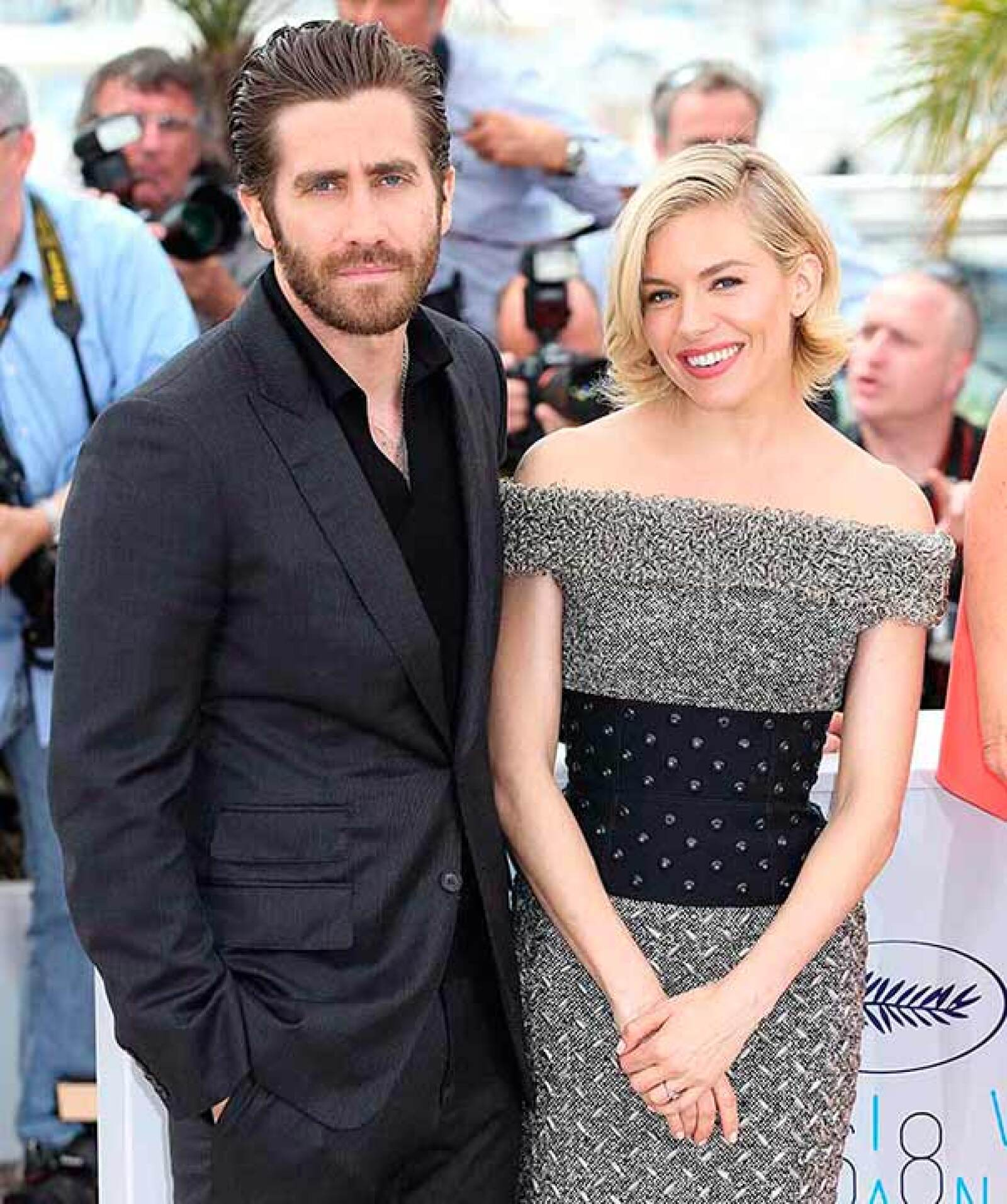Sienna Miller y Jake Gyllenhaal