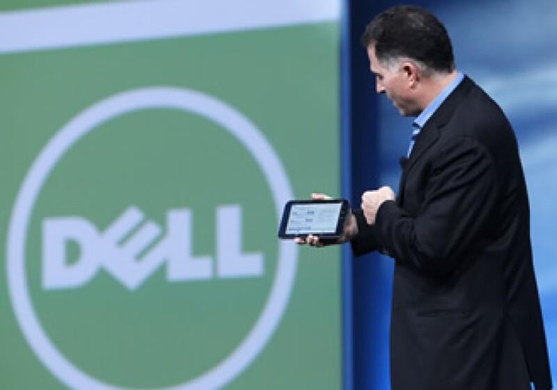 La Tablet PC de Dell  será un nuevo rival para la iPad de Apple. (Foto: Reuters)