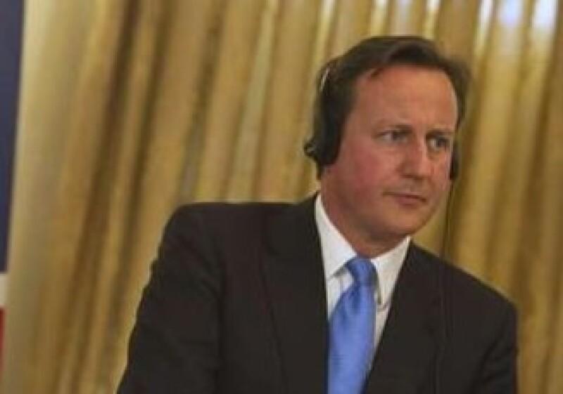 David Cameron y Barack Obama podrían coordinarse por el desastre este fin de semana. (Foto: Reuters)