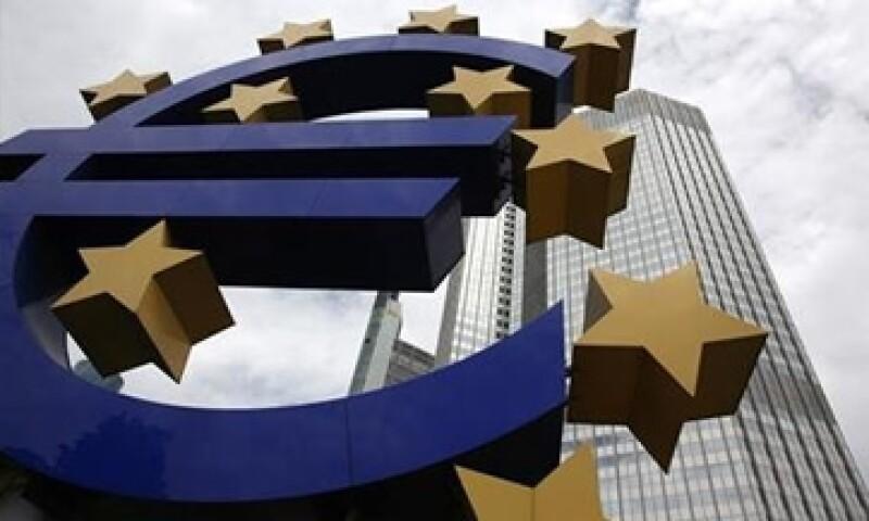 El BCE actualmente mantiene su tasa de referencia en el mínimo histórico de 0.5%. (Foto: Getty Images)