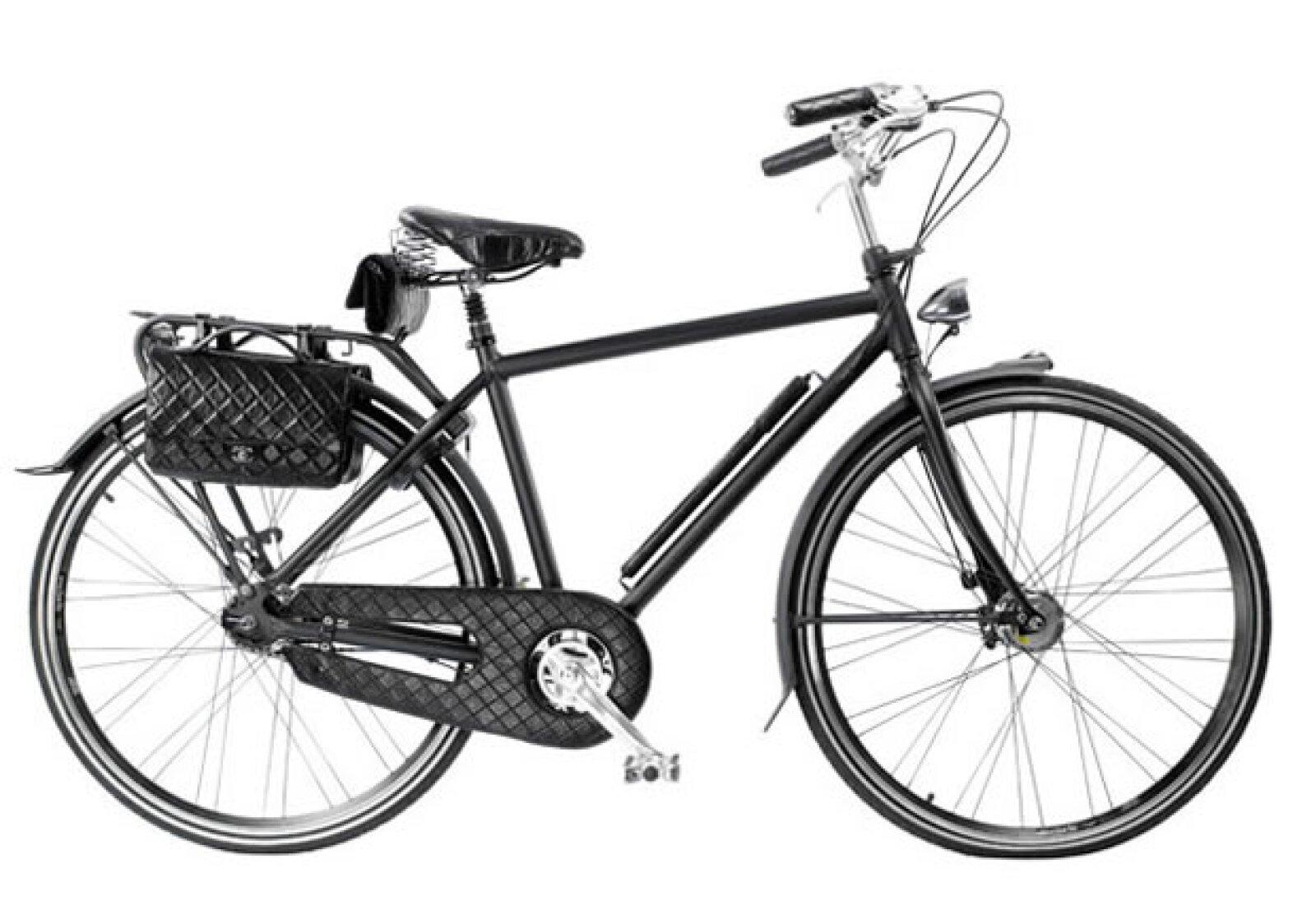 Y para los ciclista o ambientalistas esta bicicleta de aluminio es ideal.