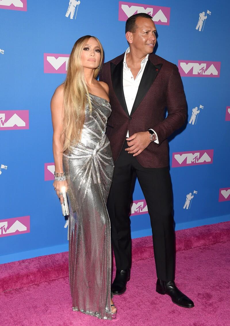 J.Lo y Alex Rodríguez
