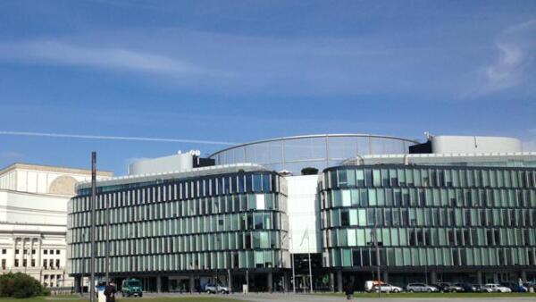 Edificio Polonia